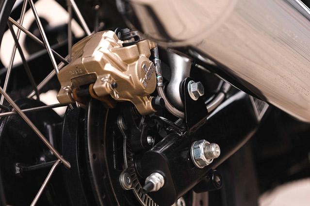 Royal Enfield Galeria Contonental GT 11