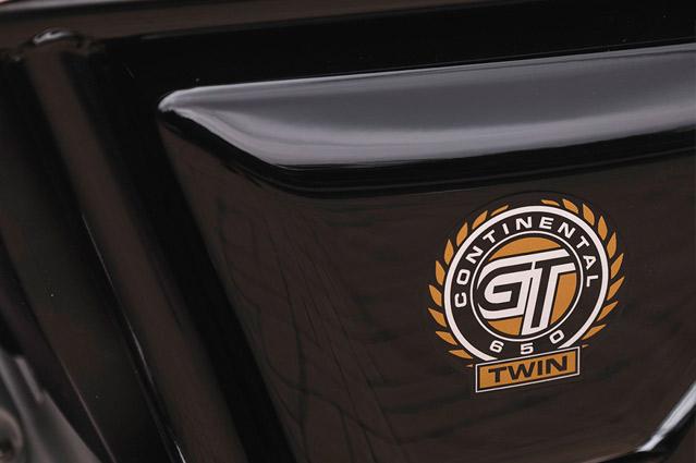 Royal Enfield Galeria Contonental GT 12
